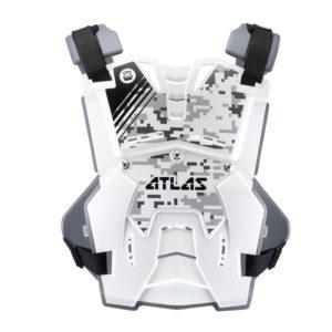 Atlas Brace Brustschutz Defender Digital Arctic weiß