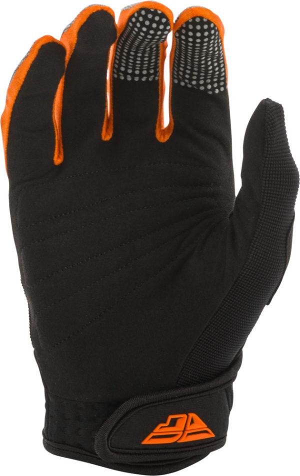 Fly Racing Glove F-16 Kids grey-black-orange