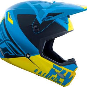 Fly Racing Vigilant Elite Helmet blue-black