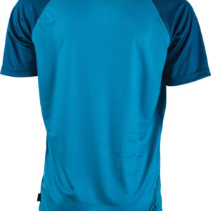 Fly Racing Jersey Action blue-charcoal-grey