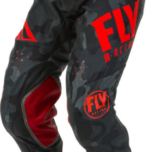 Fly Racing Pant Evolution DST red-black