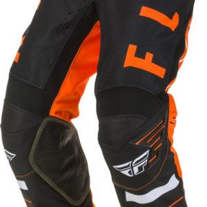 Fly Racing Pant Kinetic K120 orange-black-white