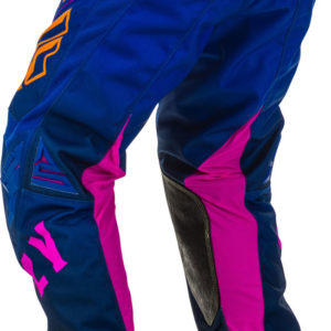 Fly Racing Pant Kinetic K220 midnight blue-orange