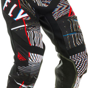 Fly Racing Pant Lite Glitch black-red-blue