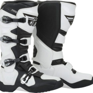 Fly Racing Stiefel FR5 white