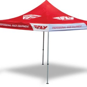 Fly Racing Tent red 3x3m