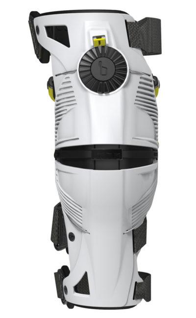 Mobius Knee Brace X8 Paar XS & XXS weiß-gelb