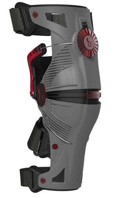 Mobius Knee Brace X8 Paar grau