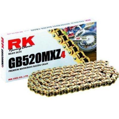 RK GB520MXZ 120G Motocross Kette