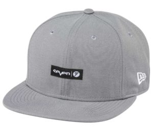 Seven Cap Authentic charcoal