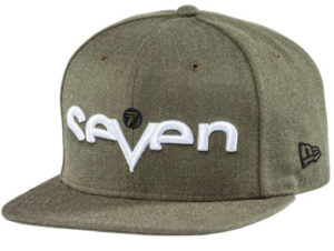 Seven Cap Brand heather army