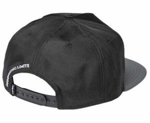 Seven Cap Dot ballistic black