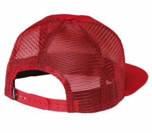 Seven Cap Kinder Dot red