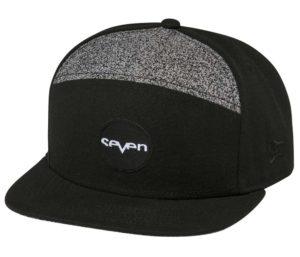 Seven Cap Ozone gray speckle