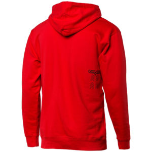 Seven Kapuzenpullover Kinder Dot red