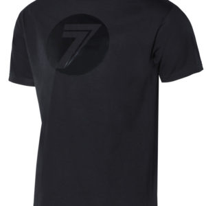 Seven T-Shirt Kinder Dot black
