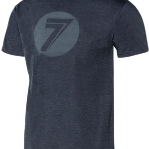 Seven T-Shirt Kinder Dot grey heather ref