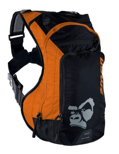 USWE Sports Ranger 9 orange-schwarz 3,0 Liter