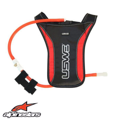 USWE Sports SP2 Handsfree Alpinestars sw-rot 0,5l