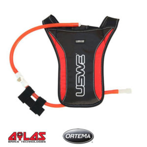 USWE Sports SP3 Handsfree Atlas Ortema sw-rot 0,5l