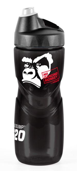 USWE Sports Trinkflasche Head Bump schwarz 620 ml