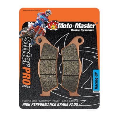 Moto Master Vorderrad Bremsbeläge – GP Racing