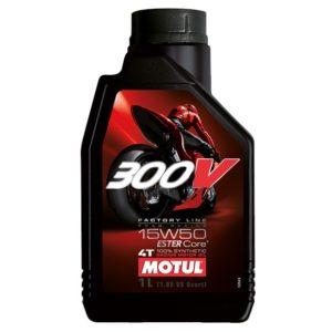 Motul 300 Factory Line 4 Takt 15W50