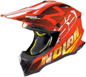 Nolan N53 Helm – Whoop Led orange – L