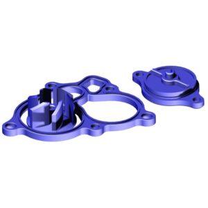 Mino Wasserpumpenkit Suzuki RMZ 450 06-07