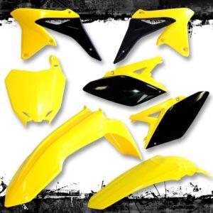 X-FUN Plastikset Plastikkit RM 125/250 01-