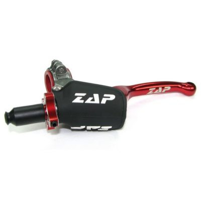 ZAP Kupplungsarmatur V2 mit Flexhebel rot