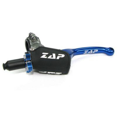 ZAP Kupplungsarmatur V2 mit Flexhebel blau
