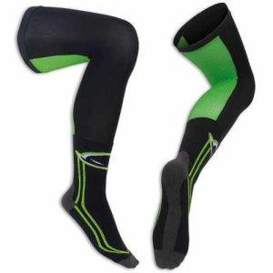 UFO Socken Unterziehstrümpfe lang