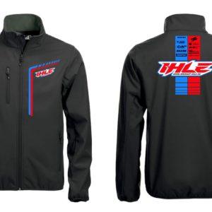 IHLE-RACING Team Softshell Jacket