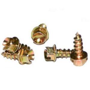 """Offroad """"Original"""" Gold Ice Schrauben (Spikes) 1,6cm"""