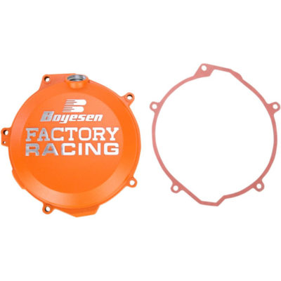 Boyesen Kupplungsdeckel KTM SXF EXC-F 250 350 orange 11-