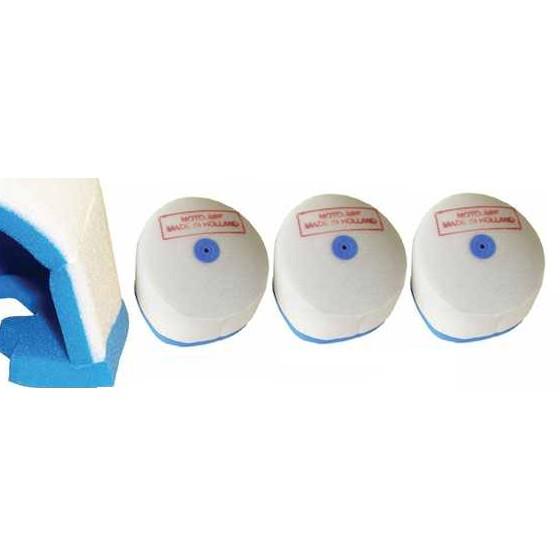 XXL Luftfilter 3er Set Suzuki RM/RMZ 125/250/450 04-17