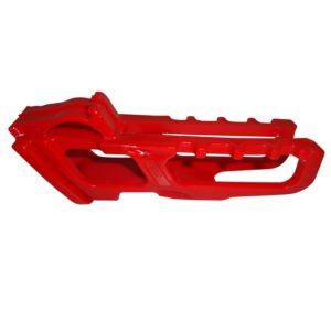 Farbiger Unterer Schleifklotz Honda CRF 250/450 07-