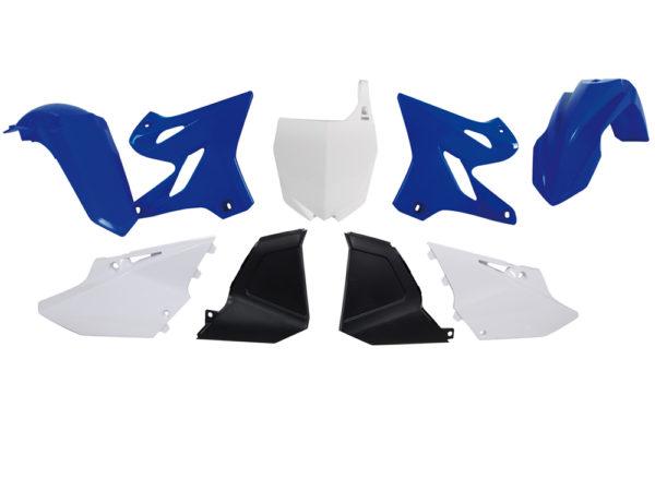 RACETECH Plastiksatz Plastikkit YZ Restyle 15er Optik