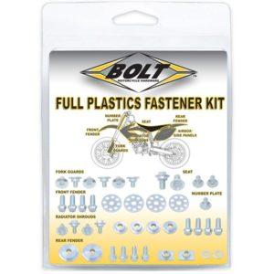 BOLT Schraubenkit für Plastikteile KTM EXC  12-, SX(F) 11-