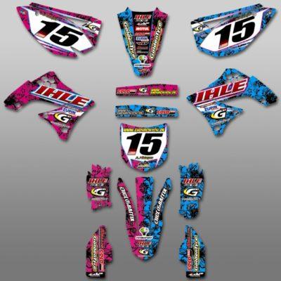 Ihle Racing SX Dekorkit 2011/2012