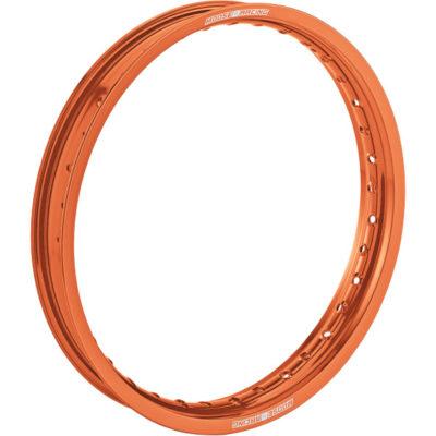 MOOSE Felge 2,15×18 36H (KTM EXC/EXC-F) – orange