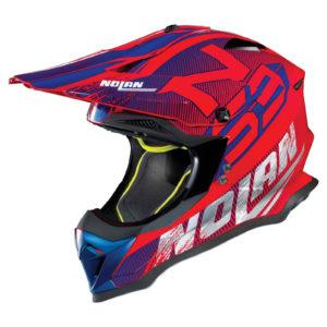 Nolan N53 Helm – Whoop corsa red – M