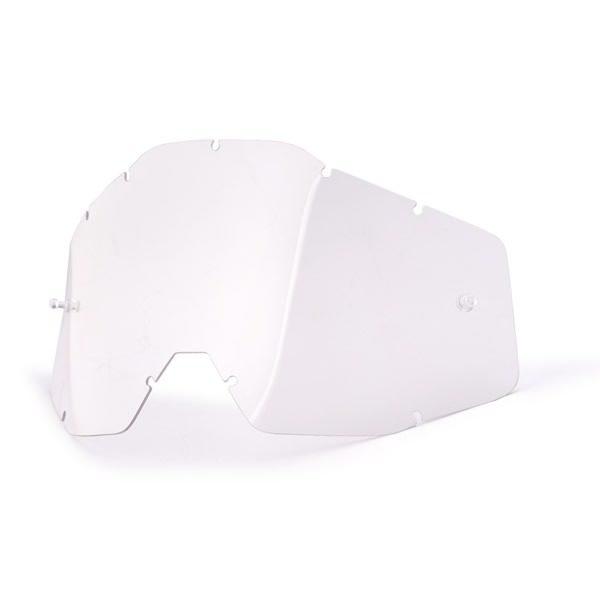 RNR klares Ersatzglas für 100% Accuri Strata Racecraft Brille