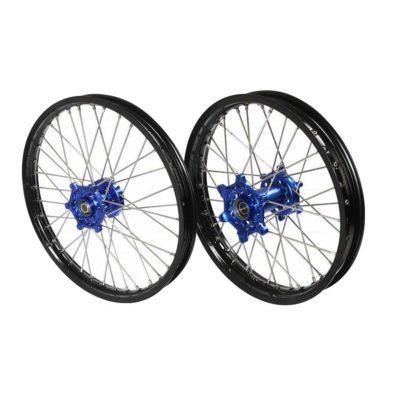 Pro-S Radsatz + Scheiben YAMAHA YZF blue-black 21″/19″