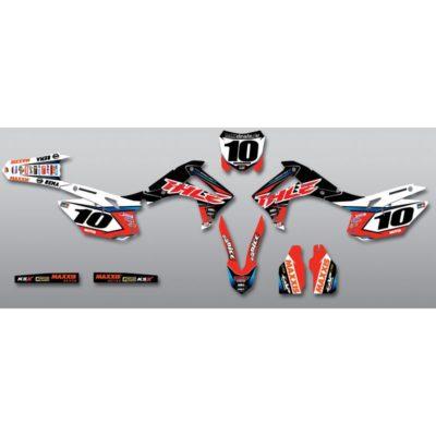 Ihle Racing SX Dekorkit 2015/2016 Honda CRF