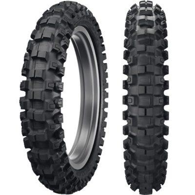 Dunlop MX52 GEOMAX Hinterradreifen 110/90-19