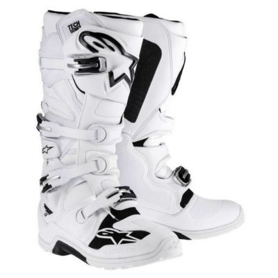 Alpinestars Tech 7 Boots – white