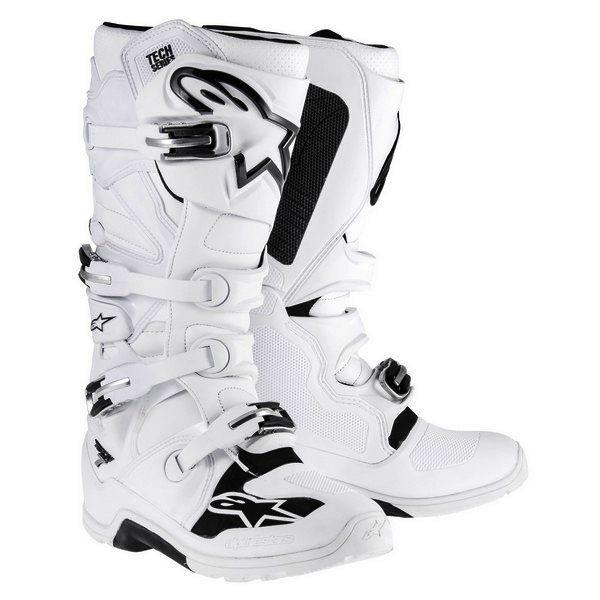 Alpinestars Tech 7 Boots – white