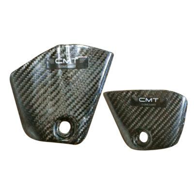 CMT Carbon Abdeckung Seitenteile KXF 450 16-19 / KXF 250 17-20